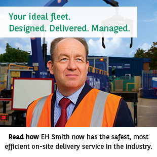 Your ideal fleet. Designed. Delivered. Managed. Read how EH Smith now has the safest, most efficient on-site delivery service in the industry.